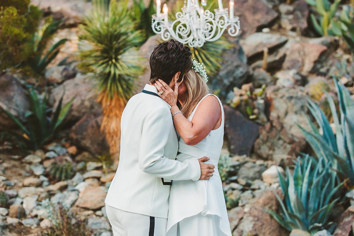 Stylish Same-Sex Palm Springs Wedding – Colony 29 – Ryan Horban Photography 9