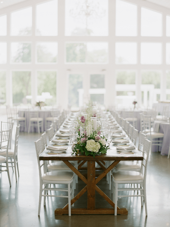 Sweet Lilac Countryside Wedding with a Rice Krispie Treat Cake – Andria Lea – Firefly Gardens 27