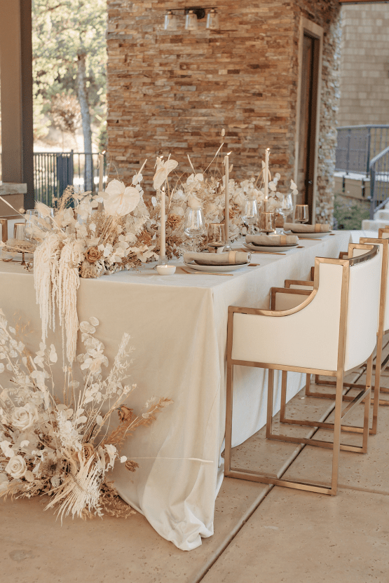 Autumn Neutral-toned Wedding Inspiration – Carly Peterson Creative 11