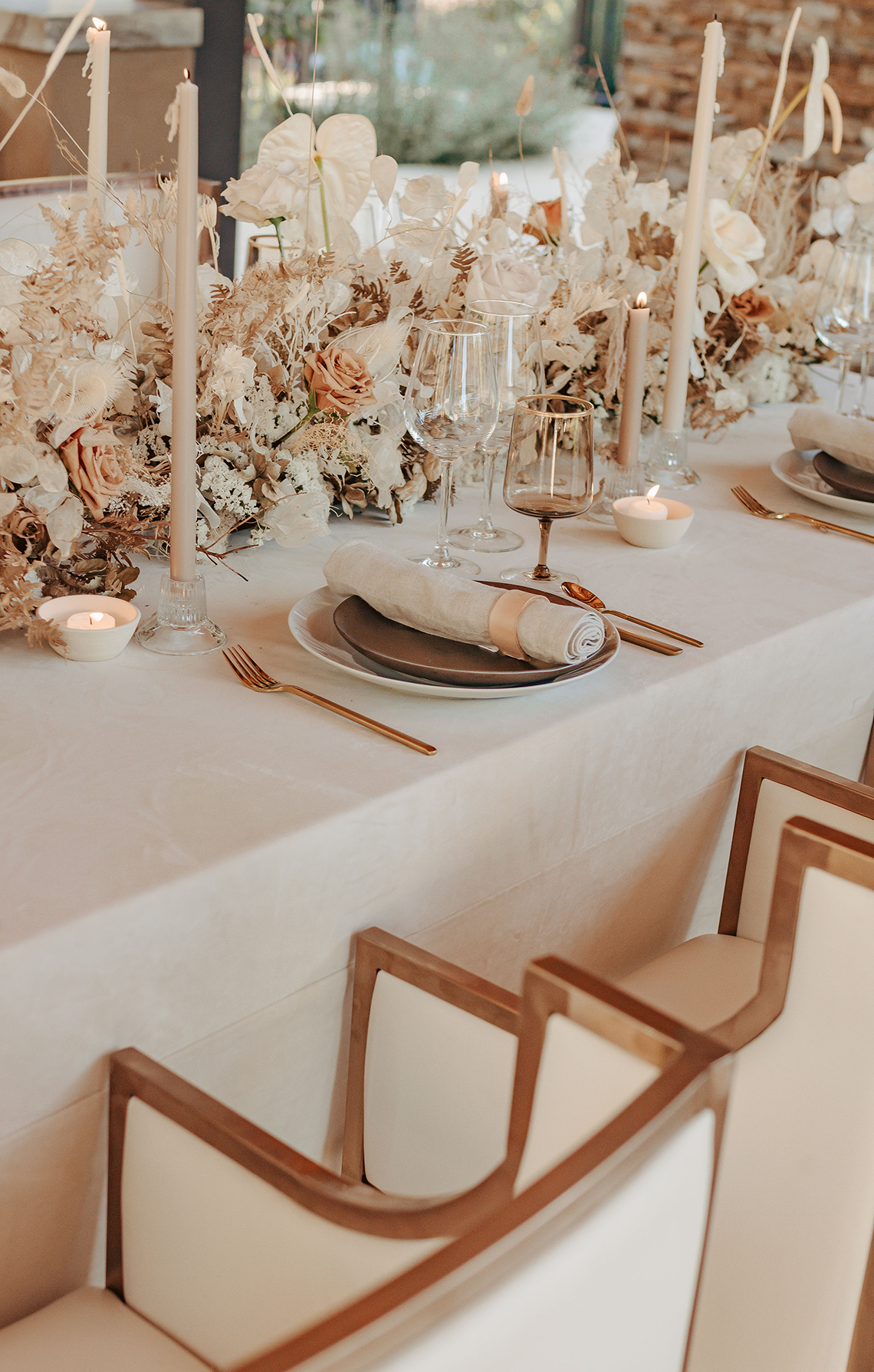 Autumn Neutral-toned Wedding Inspiration – Carly Peterson Creative 13