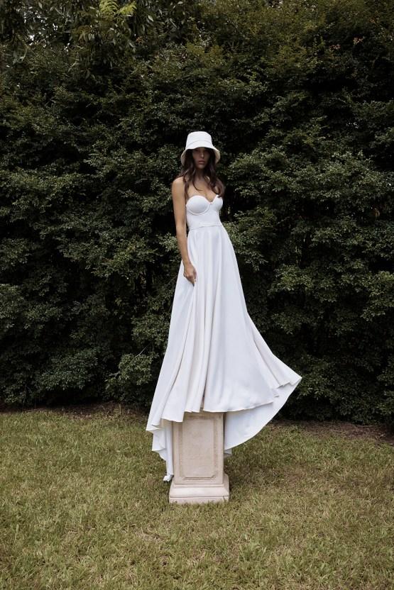 Best Wedding Dress Trends for 2021 Brides – Bridal Musings – Grace Loves Lace Elysian Collection – Estelle Dress 1