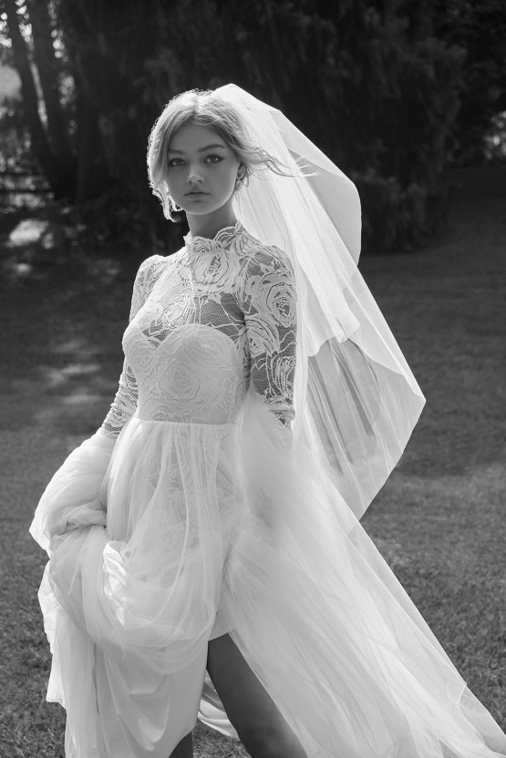 Best Wedding Dress Trends for 2021 Brides – Bridal Musings – Grace Loves Lace Elysian Collection – Eve Dress 1