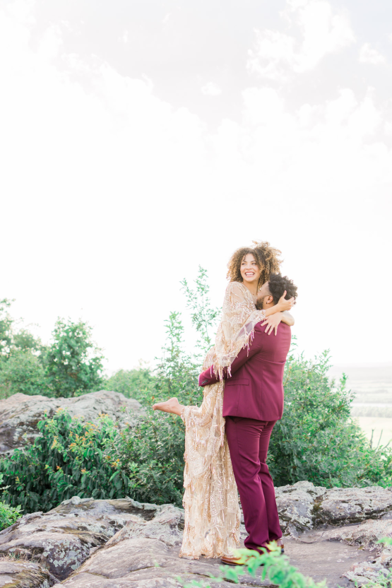 Bright and Colorful Arkansas Wedding Inspiration – Sopheak Smith Photography 10