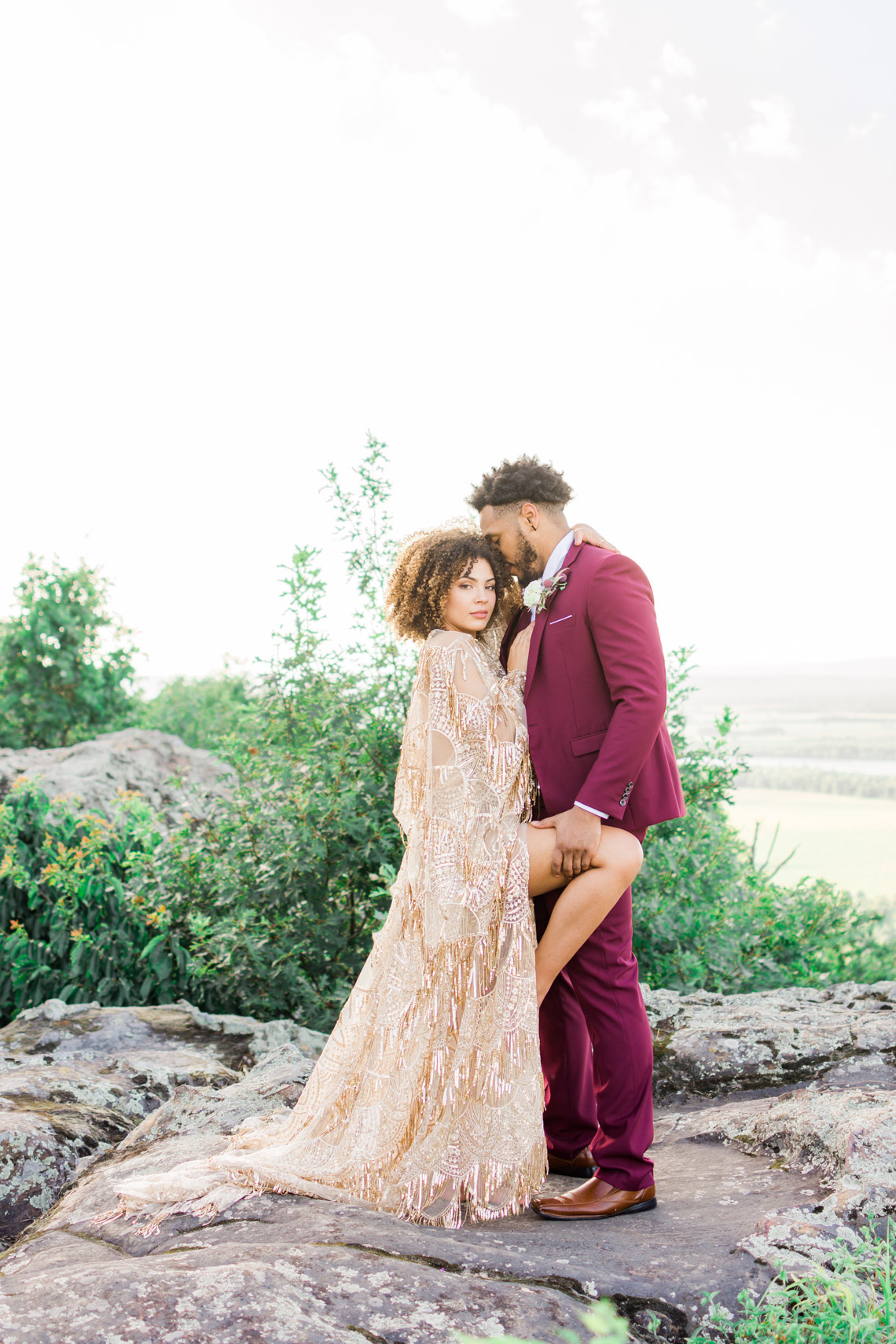 Bright and Colorful Arkansas Wedding Inspiration – Sopheak Smith Photography 12