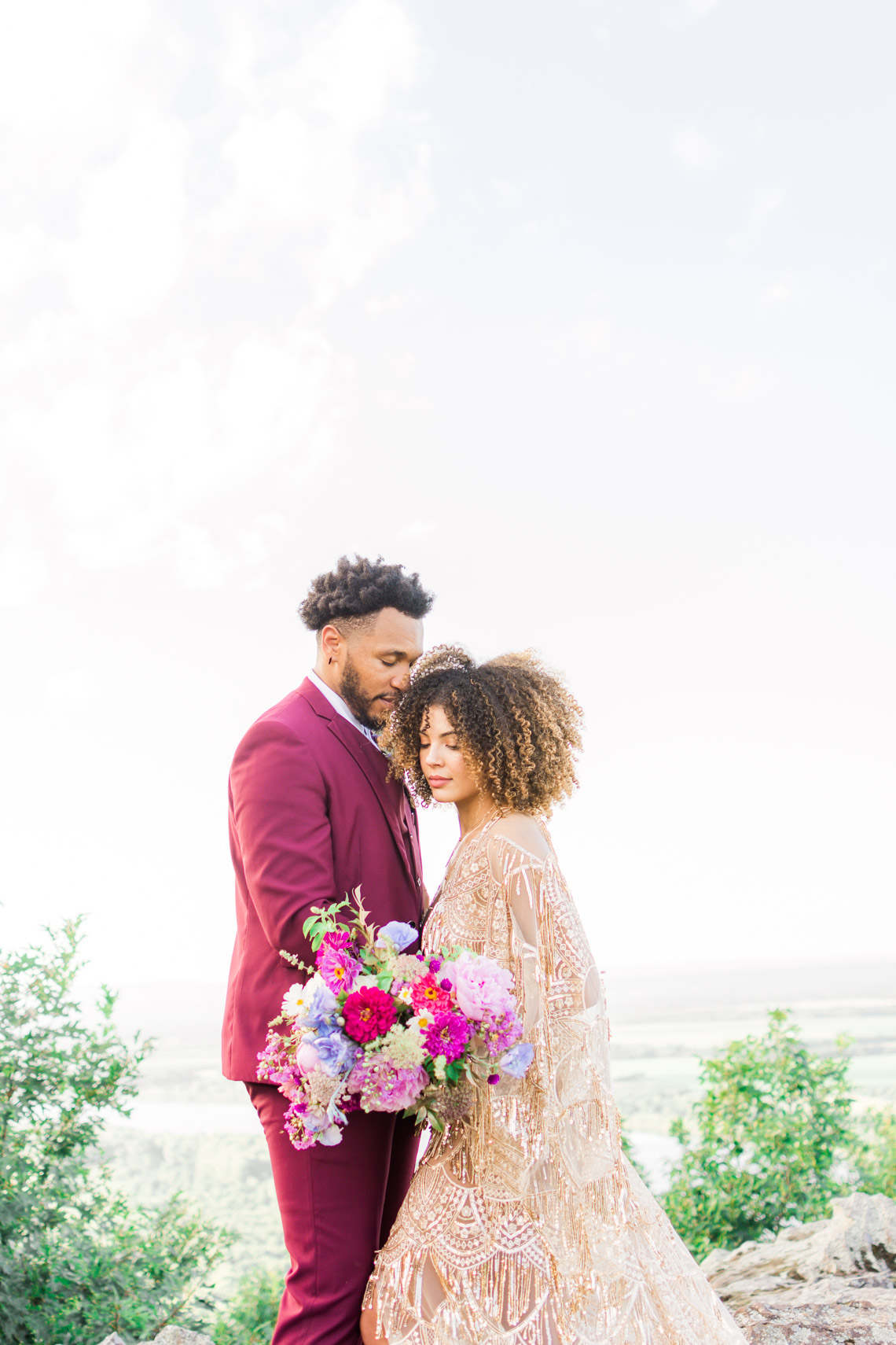 Bright and Colorful Arkansas Wedding Inspiration – Sopheak Smith Photography 7