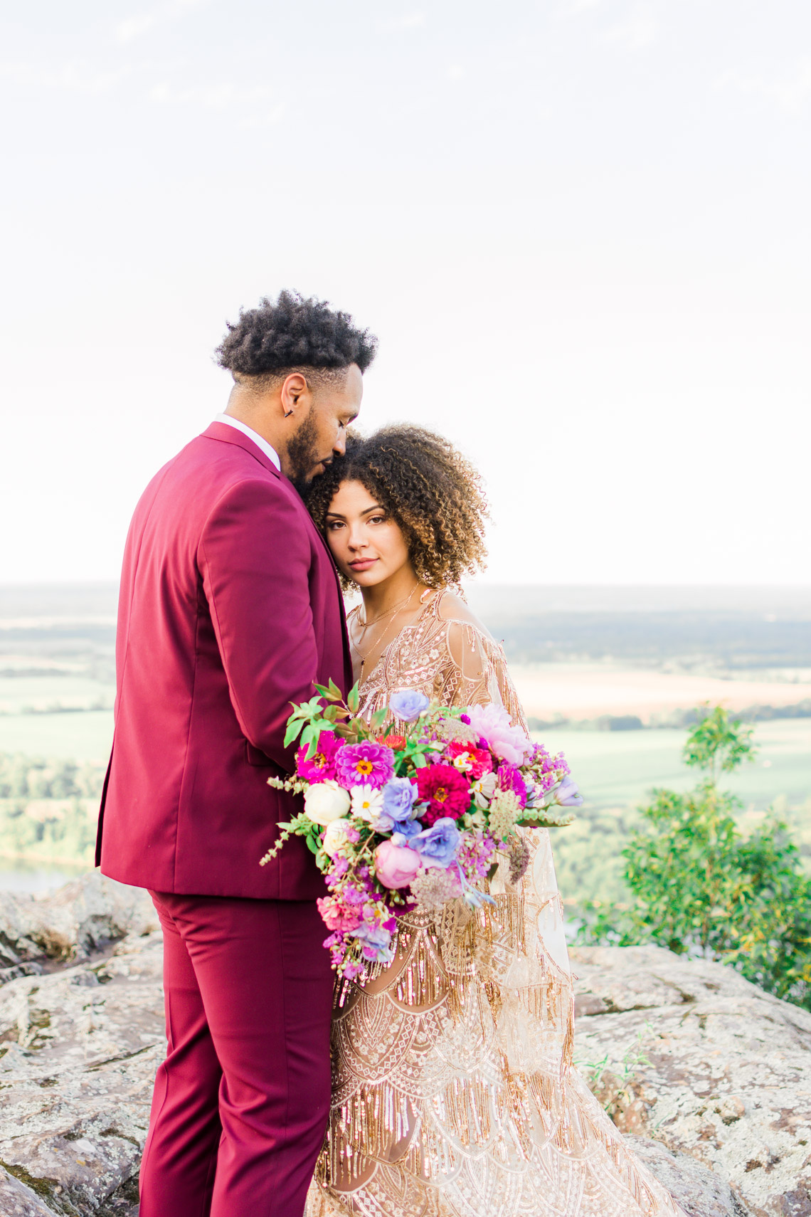 Bright and Colorful Arkansas Wedding Inspiration – Sopheak Smith Photography 9