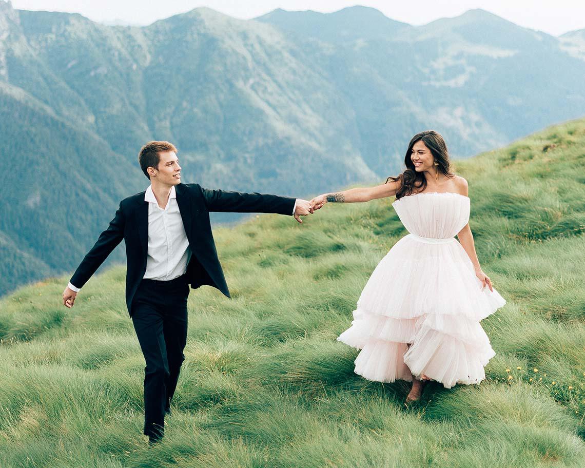Enchanting Italian Alps Wedding Inspiration – Svetlana Cozlitina 2