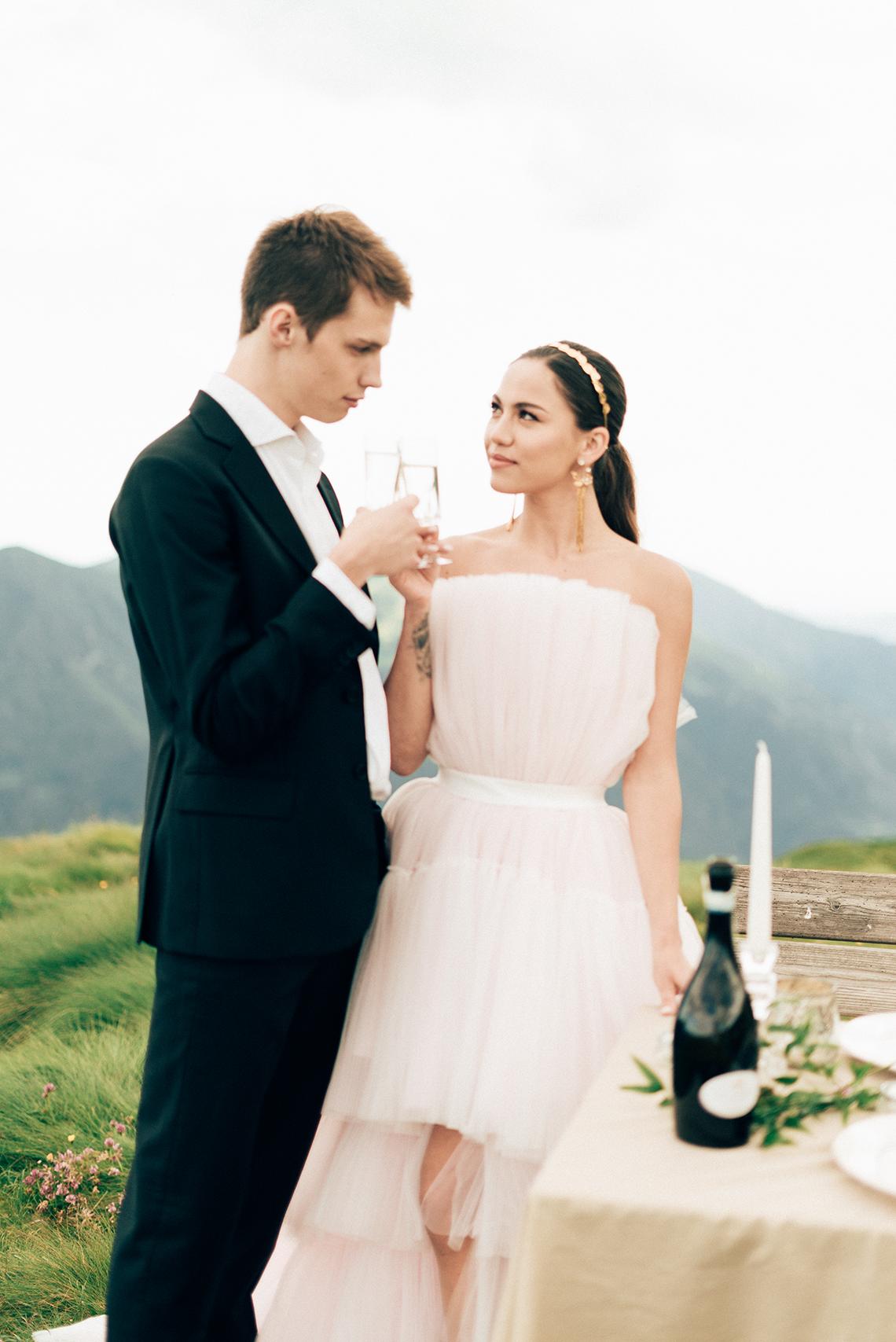 Enchanting Italian Alps Wedding Inspiration – Svetlana Cozlitina 7