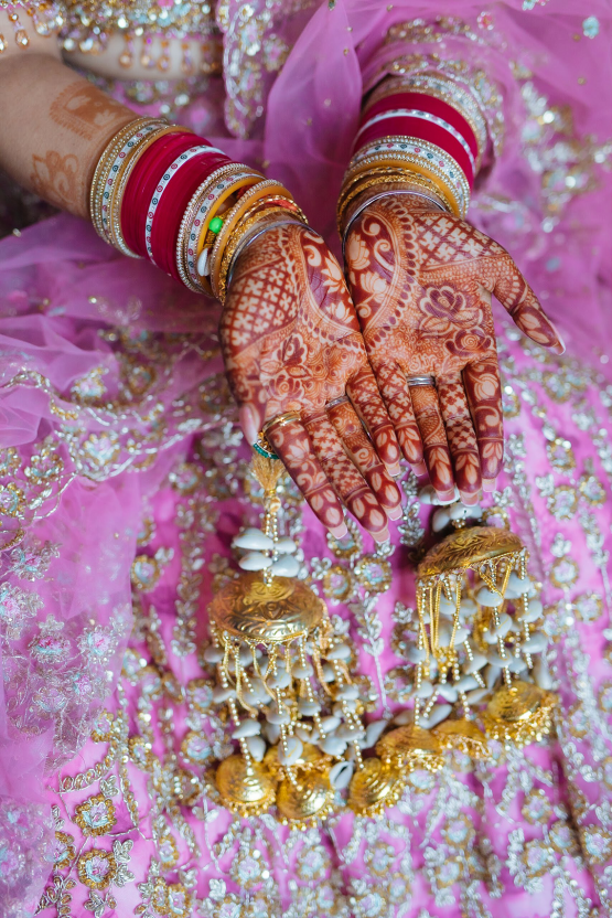 Gorgeous and Joyous Traditional Indian Wedding – Beginnings For You Photography 11