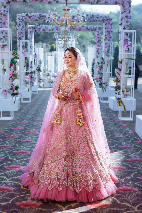 Gorgeous and Joyous Traditional Indian Wedding – Beginnings For You Photography 20