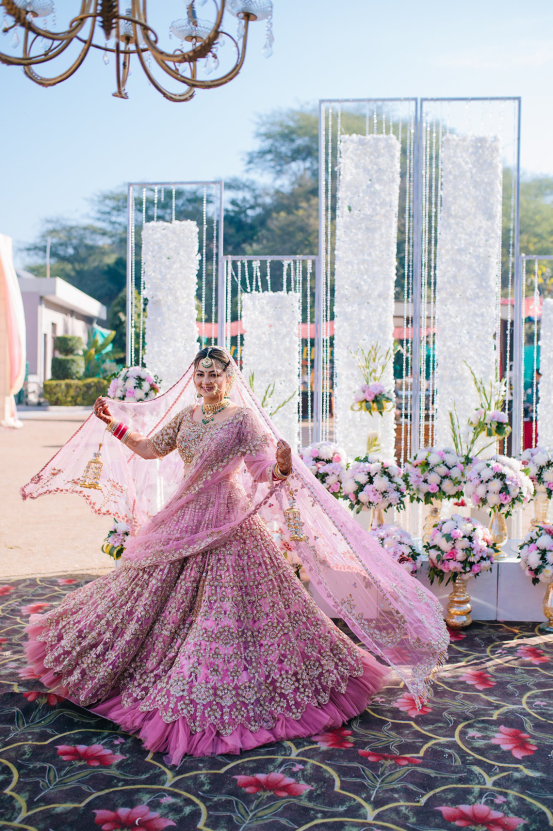 Gorgeous and Joyous Traditional Indian Wedding – Beginnings For You Photography 22