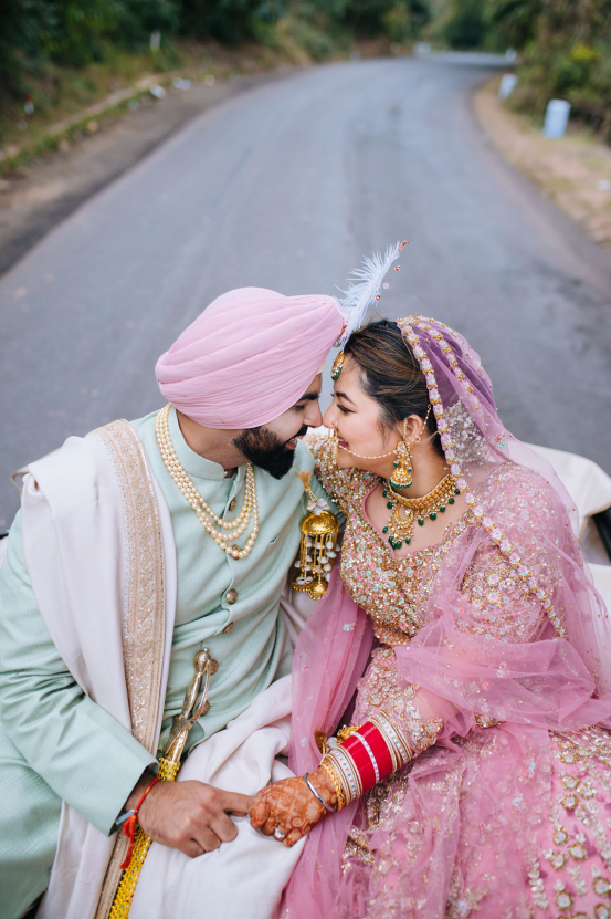 Gorgeous and Joyous Traditional Indian Wedding – Beginnings For You Photography 35