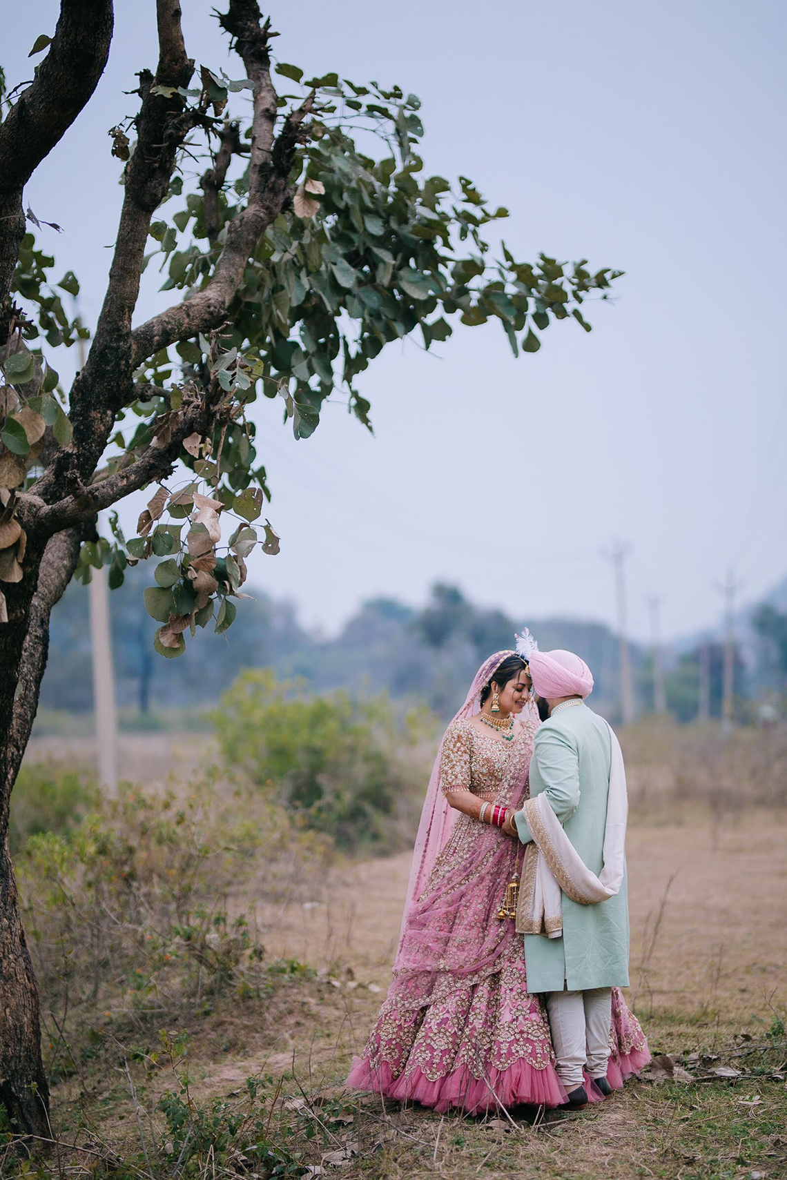 Gorgeous and Joyous Traditional Indian Wedding – Beginnings For You Photography 52