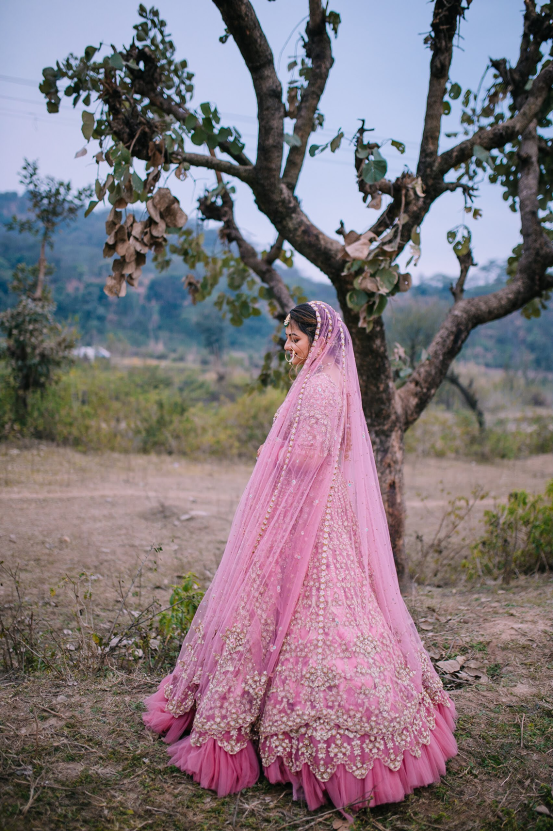 Gorgeous and Joyous Traditional Indian Wedding – Beginnings For You Photography 55