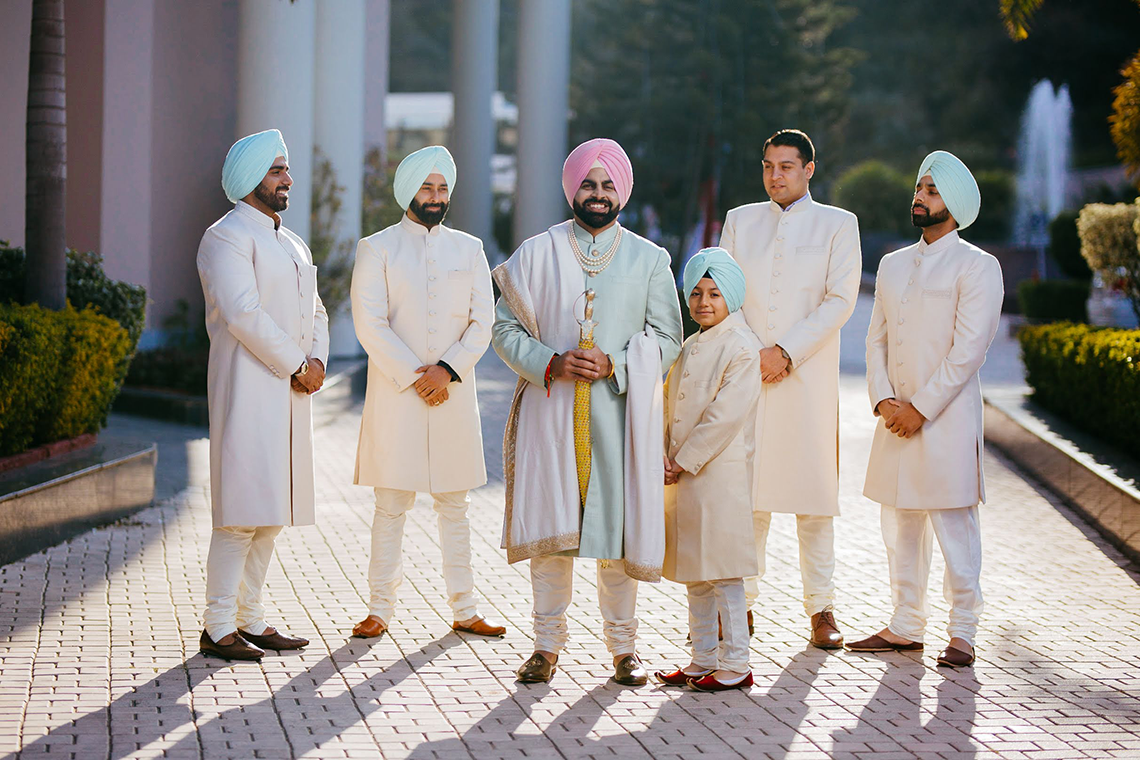 Gorgeous and Joyous Traditional Indian Wedding – Beginnings For You Photography 60