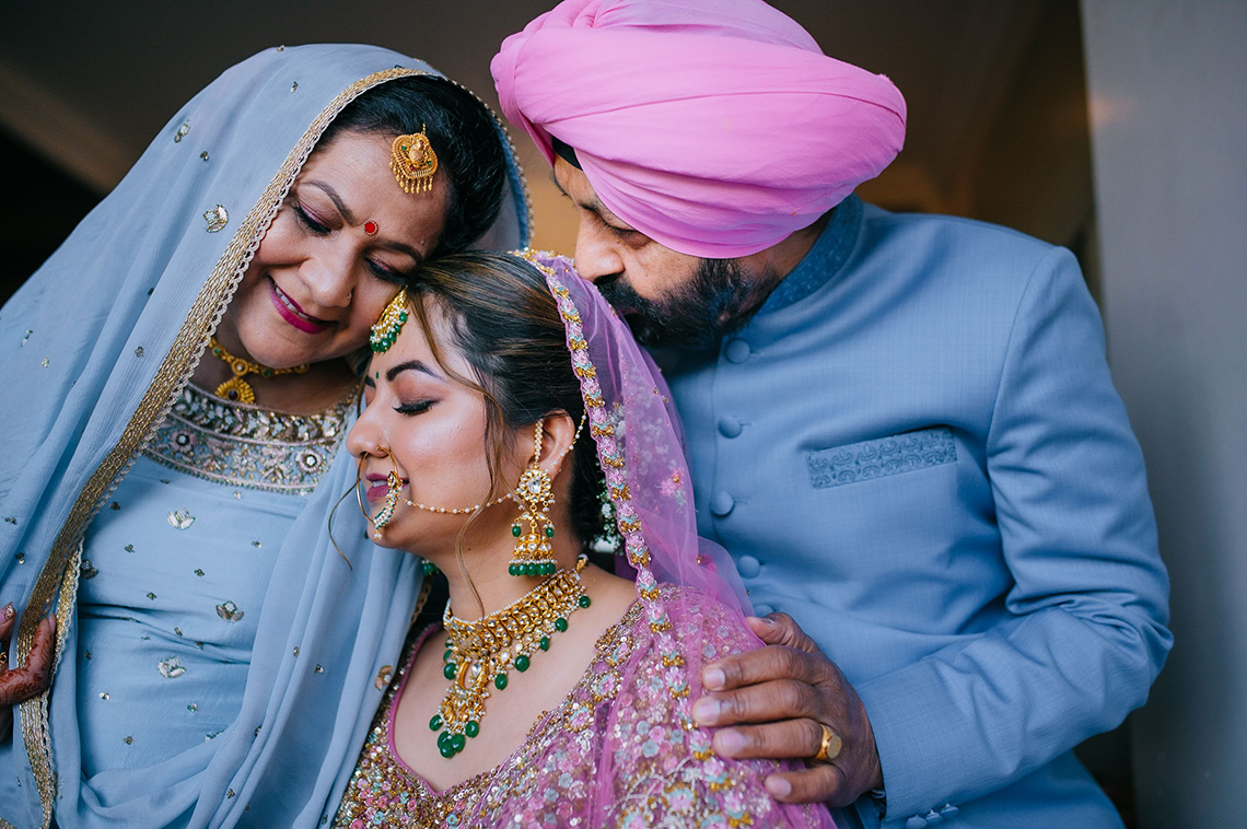 Gorgeous and Joyous Traditional Indian Wedding – Beginnings For You Photography 61
