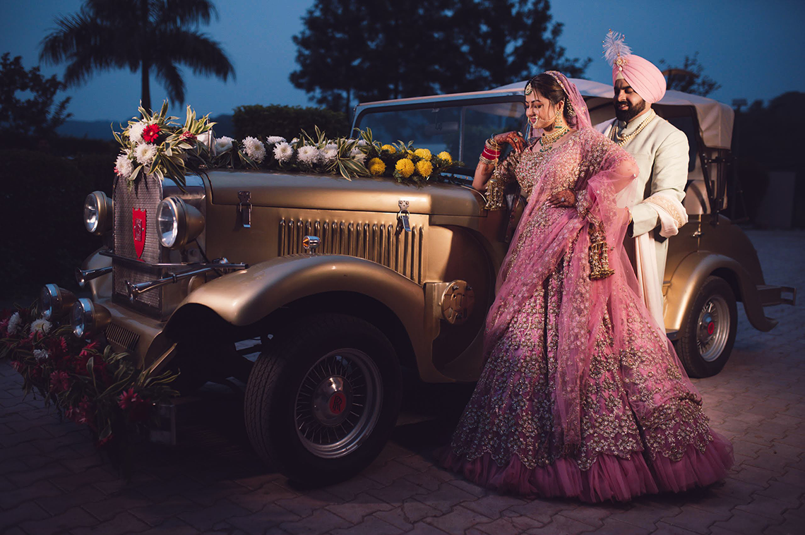 Gorgeous and Joyous Traditional Indian Wedding – Beginnings For You Photography 70