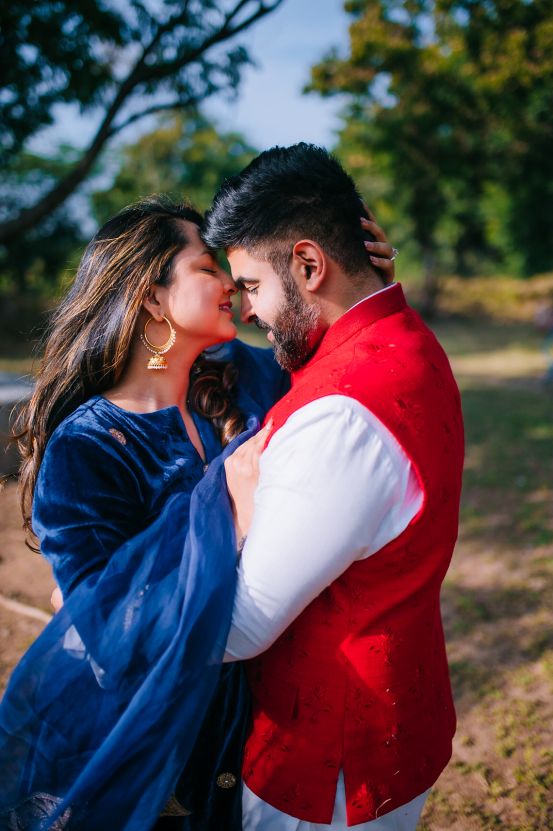 Gorgeous and Joyous Traditional Indian Wedding – Beginnings For You Photography – The Jaggo 4