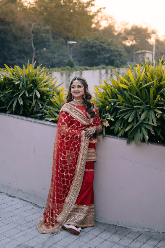 Gorgeous and Joyous Traditional Indian Wedding – Beginnings For You Photography – The Mehandi 9