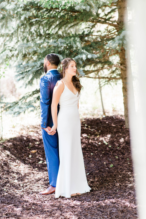 Intimate Enchanting Forest Elopement in Park City Utah – Gabriella Santos Photography 12