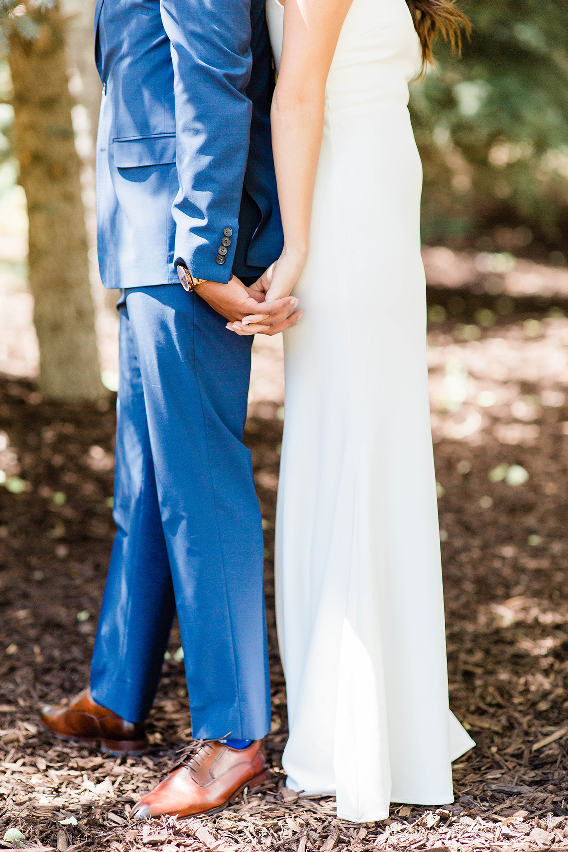 Intimate Enchanting Forest Elopement in Park City Utah – Gabriella Santos Photography 13