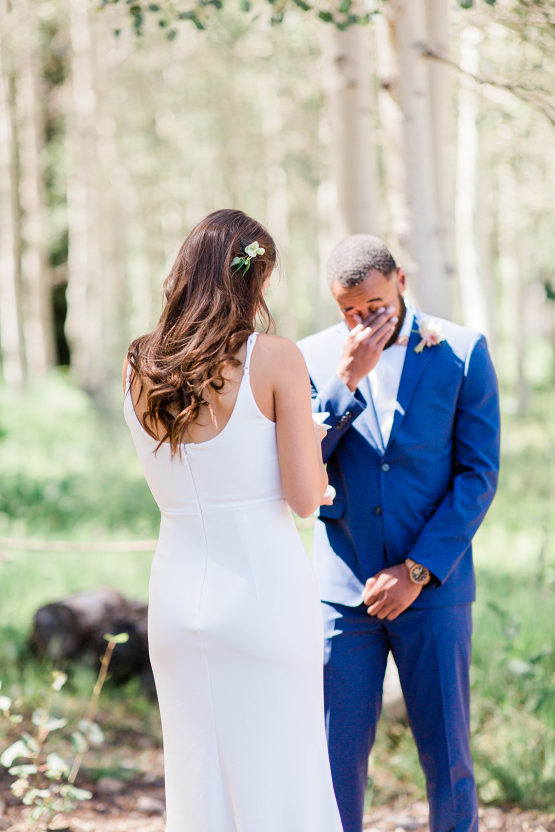 Intimate Enchanting Forest Elopement in Park City Utah – Gabriella Santos Photography 19