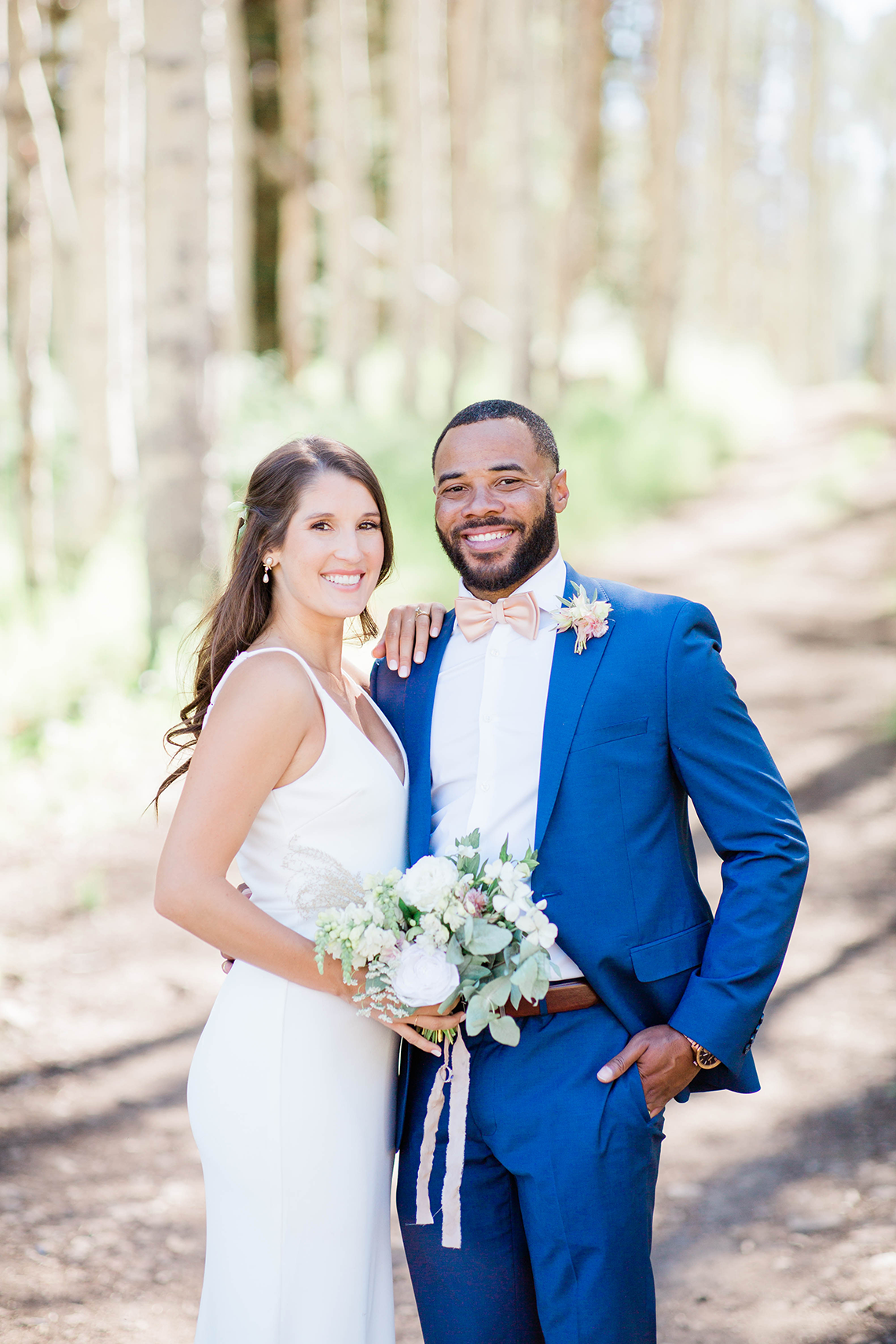 Intimate Enchanting Forest Elopement in Park City Utah – Gabriella Santos Photography 32
