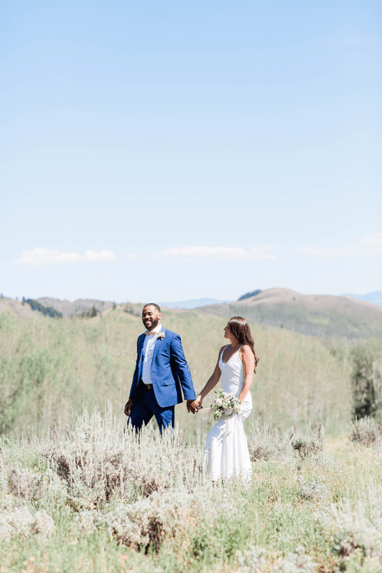 Intimate Enchanting Forest Elopement in Park City Utah – Gabriella Santos Photography 35