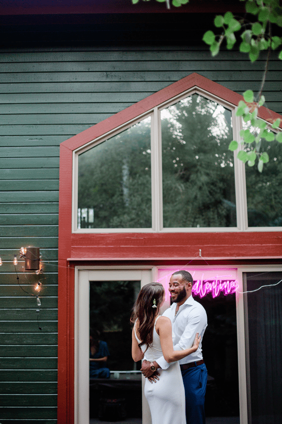 Intimate Enchanting Forest Elopement in Park City Utah – Gabriella Santos Photography 55
