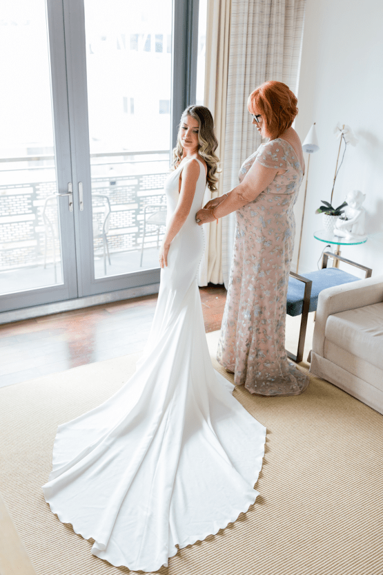 Modern Luxury Rooftop Wedding in Miami Beach – Erica Melissa Photography 19