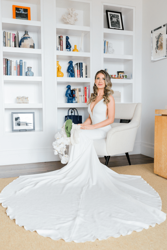Modern Luxury Rooftop Wedding in Miami Beach – Erica Melissa Photography 20
