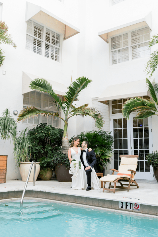 Modern Luxury Rooftop Wedding in Miami Beach – Erica Melissa Photography 27