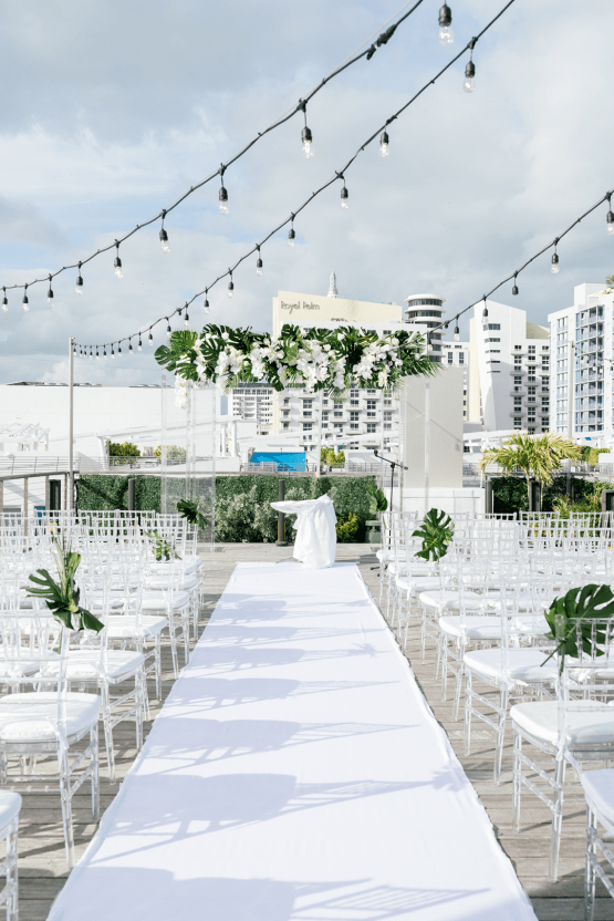 Modern Luxury Rooftop Wedding in Miami Beach – Erica Melissa Photography 29