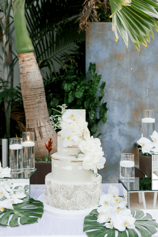 Modern Luxury Rooftop Wedding in Miami Beach – Erica Melissa Photography 35