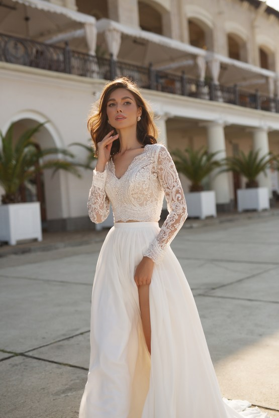 Simple and Feminine Affordable Wedding Dresses 2020 2021 Mila Bridal – Bridal Musings
