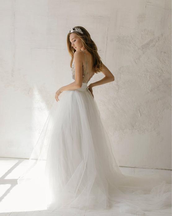 Sumarokova Atelier wedding dress – The Best Wedding Dress Designer Shops on Etsy 3