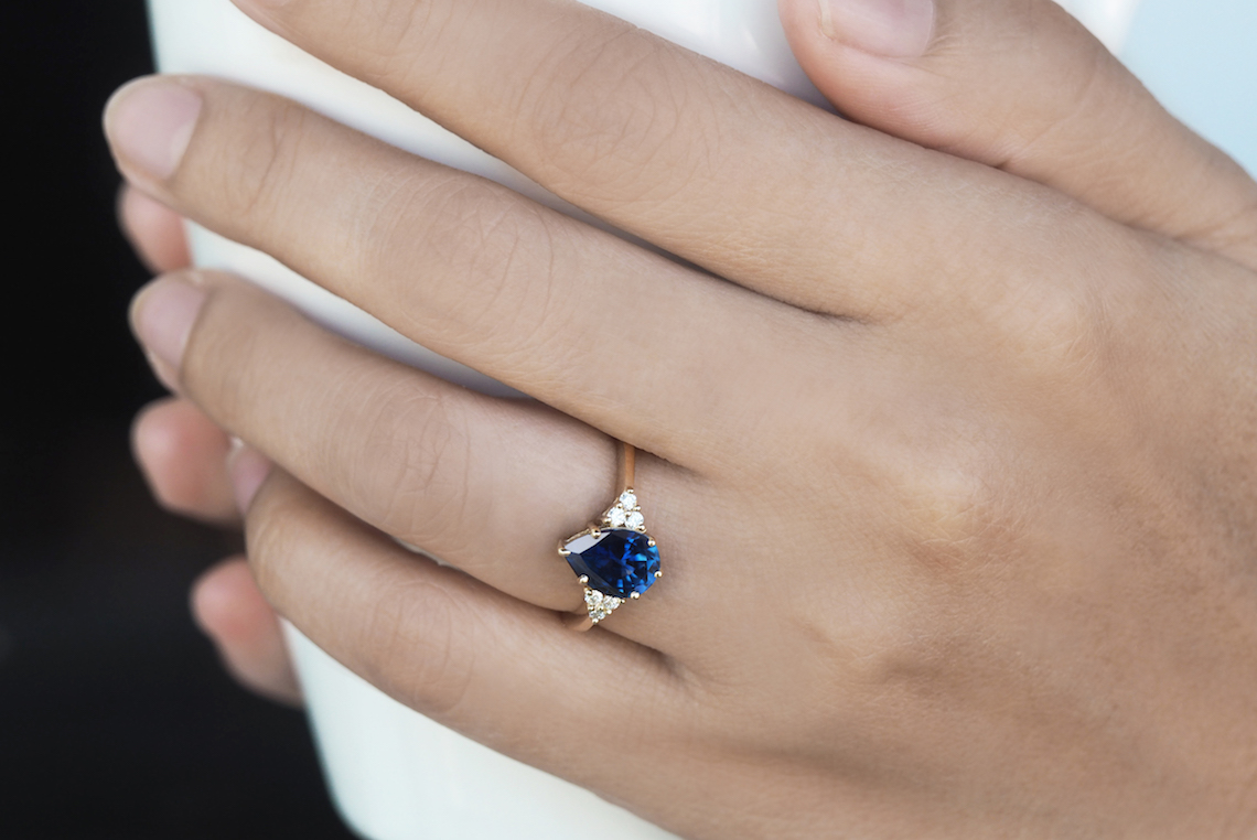 By Joy Fine Jewelry Natural Alternative Engagement Rings – Bridal Musings