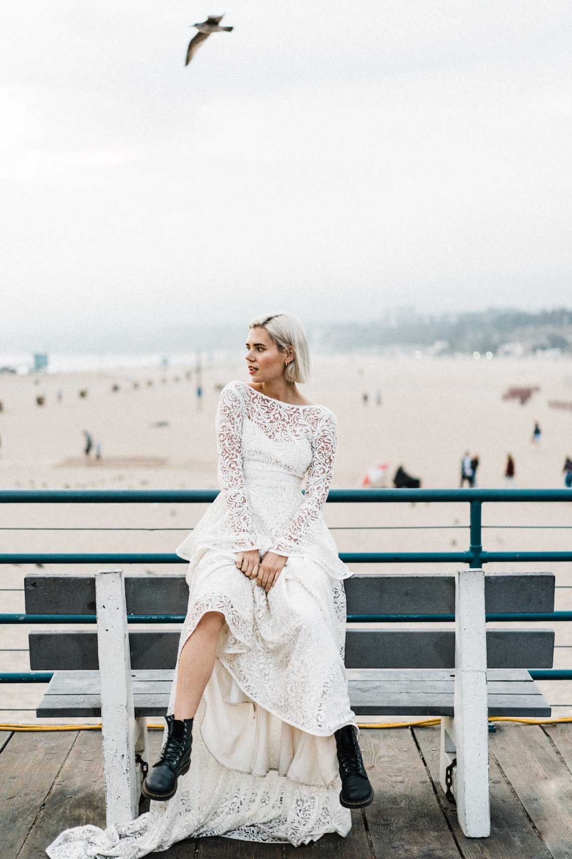 EandW Couture 2021 Summer Haze California Wedding Dress Collection for the Fun Cool Bride – Bridal Musings 21