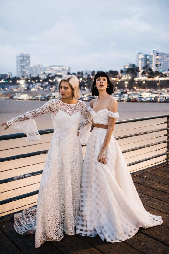 EandW Couture 2021 Summer Haze California Wedding Dress Collection for the Fun Cool Bride – Bridal Musings 30