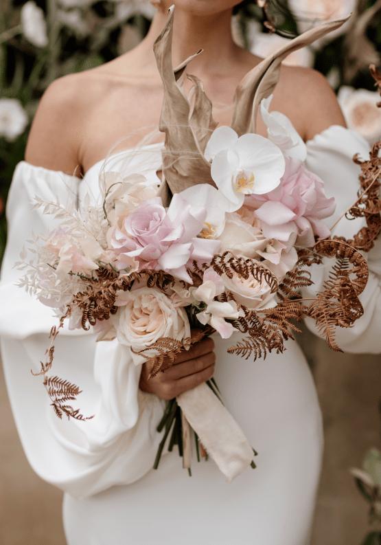 Fashion-forward Countryside Wedding Inspiration – Elmore Court – Laura Martha Photography 29