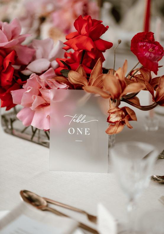 Fashion-forward Countryside Wedding Inspiration – Elmore Court – Laura Martha Photography 49
