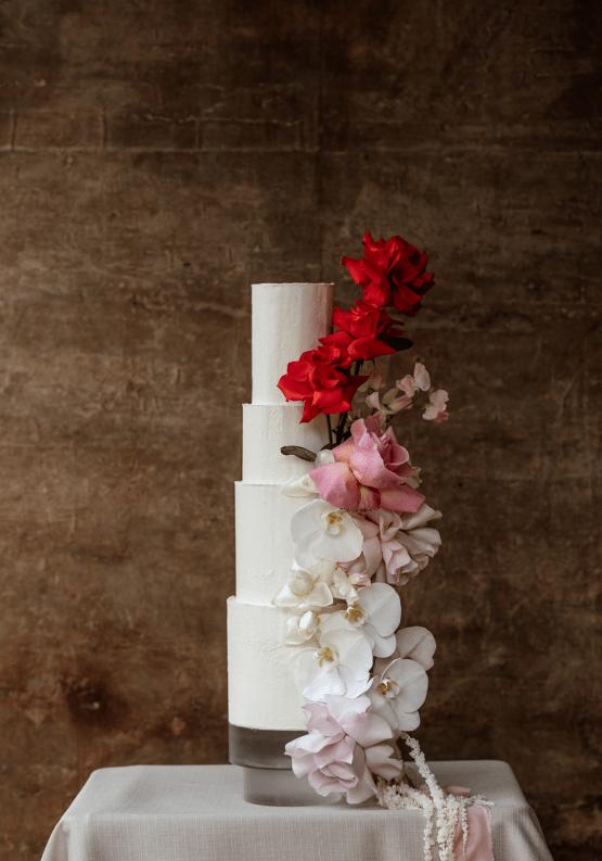 Fashion-forward Countryside Wedding Inspiration – Elmore Court – Laura Martha Photography 61