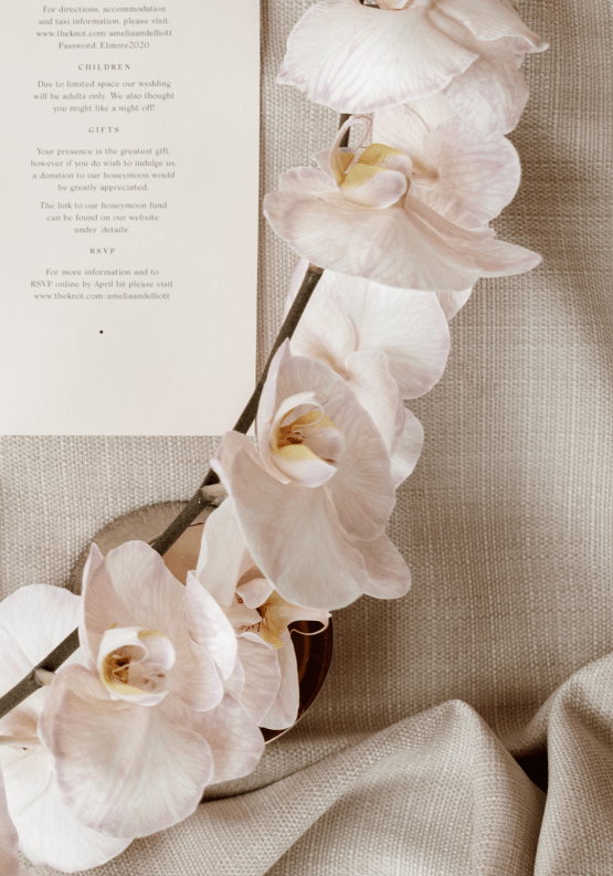 Fashion-forward Countryside Wedding Inspiration – Elmore Court – Laura Martha Photography 7