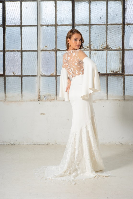 Les Aimants Customizable French Style Wedding Dress Collection – Bridal Musings 25