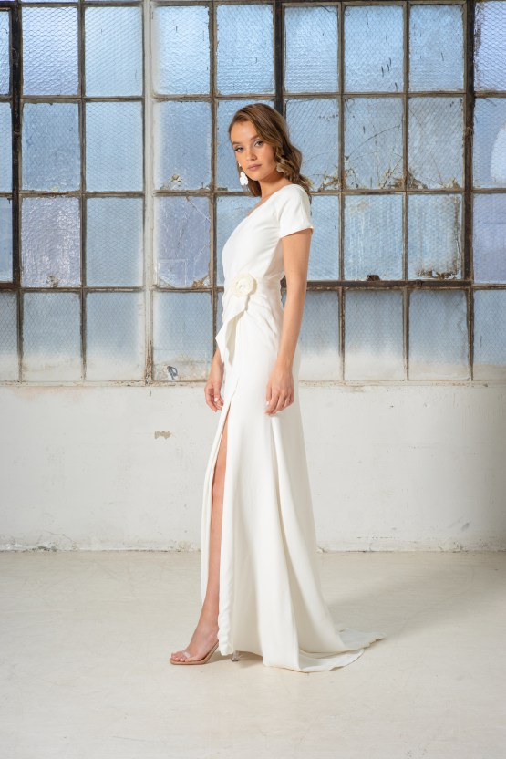 Les Aimants Customizable French Style Wedding Dress Collection – Bridal Musings 26