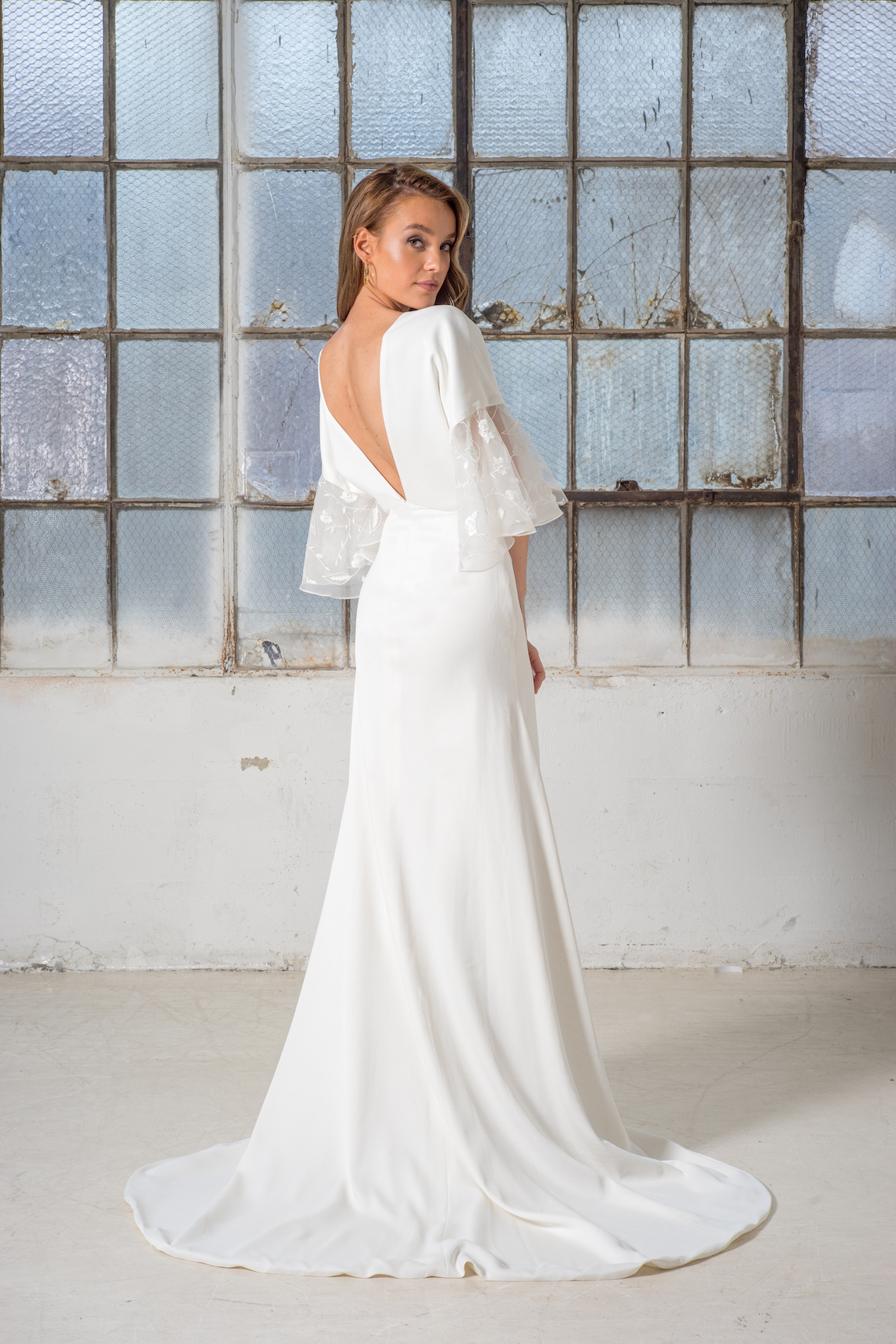 Les Aimants Customizable French Style Wedding Dress Collection – Bridal Musings 30