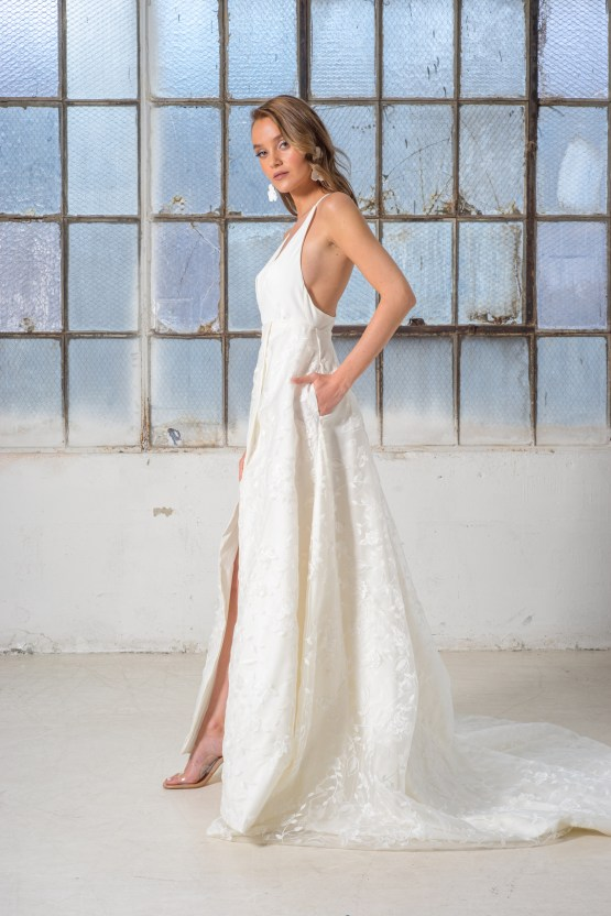Les Aimants Customizable French Style Wedding Dress Collection – Bridal Musings 32