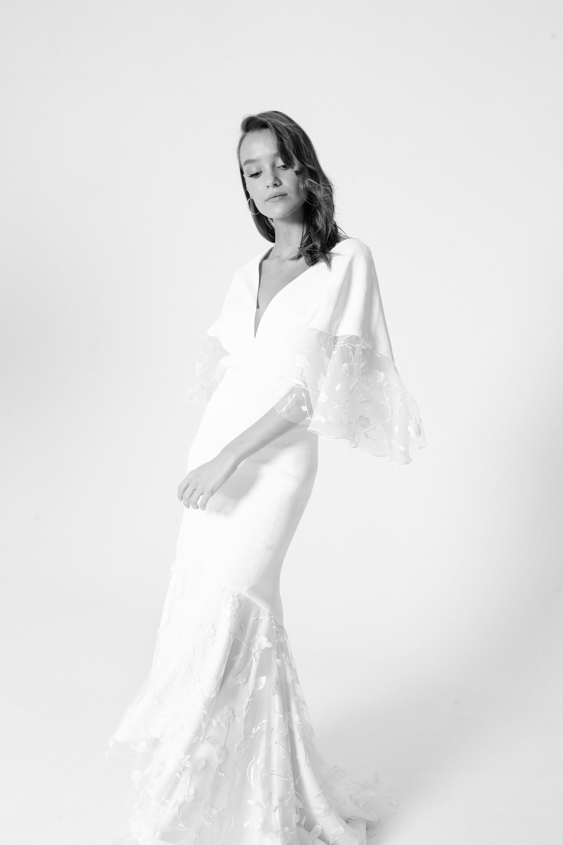 Les Aimants Customizable French Style Wedding Dress Collection – Bridal Musings 4