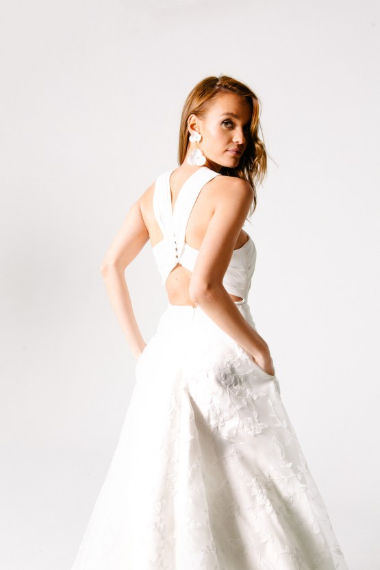 Les Aimants Customizable French Style Wedding Dress Collection – Bridal Musings 7