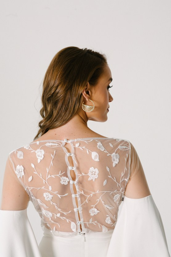 Les Aimants Customizable French Style Wedding Dress Collection – Bridal Musings 9